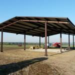 Metal and Steel Farm Buildings