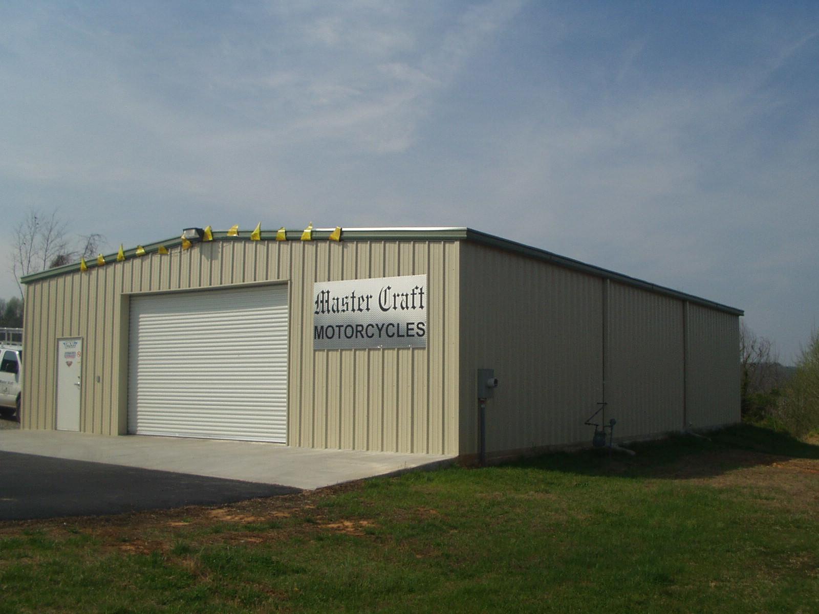 Nc mini preengineered storage buildings by champion buildings for Storage buildings