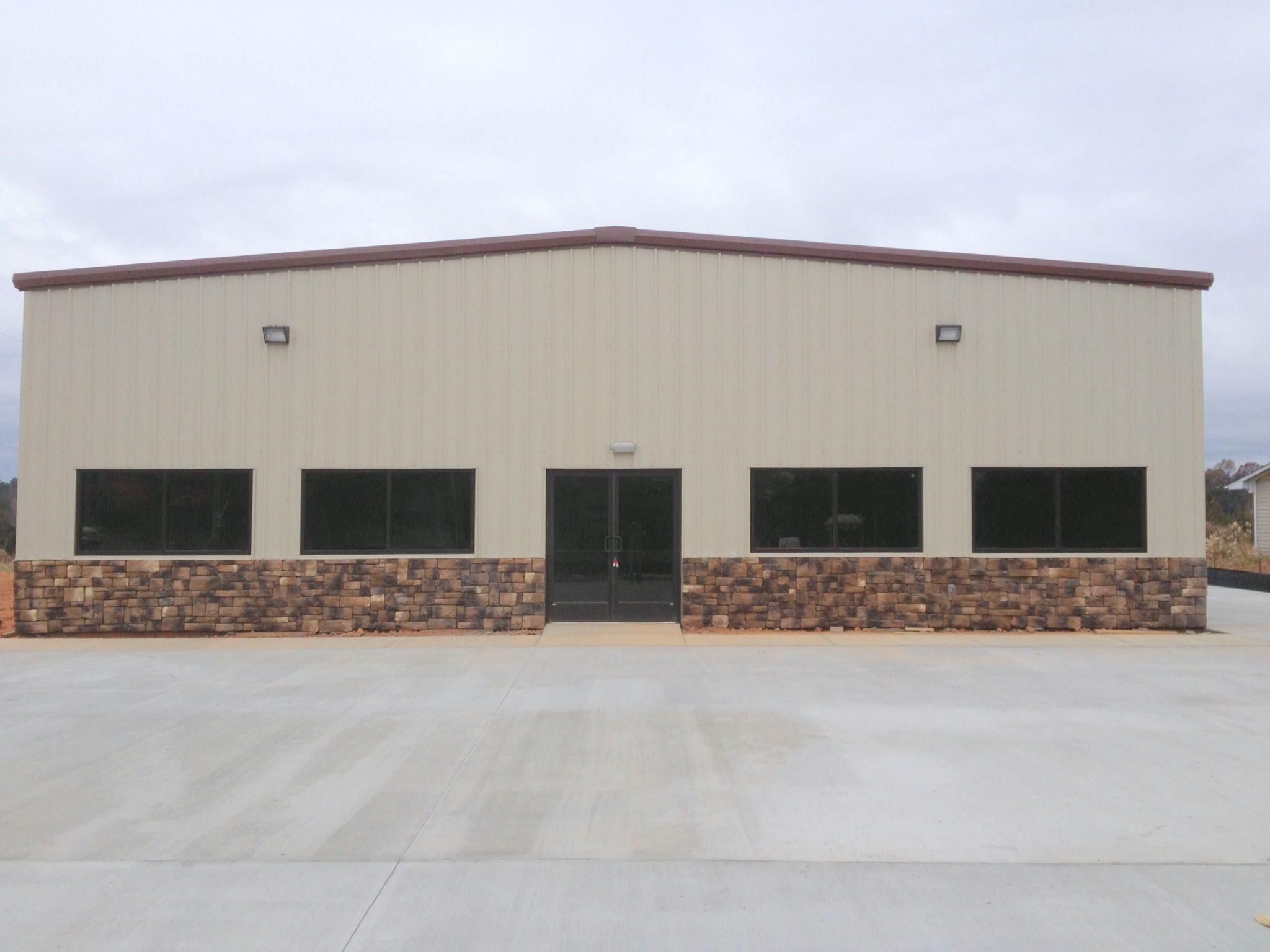Commercial Metal Buildings Steel Champion
