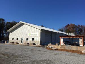 West Virginia Pre-Engineered Metal Building