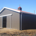 Johnson City Metal Steel Building