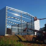 Augusta GA Metal Building Construction