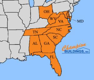 States That We Serve