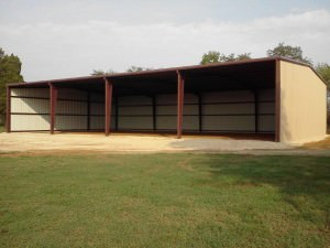 Metal and Steel Buildings for Farm Storage