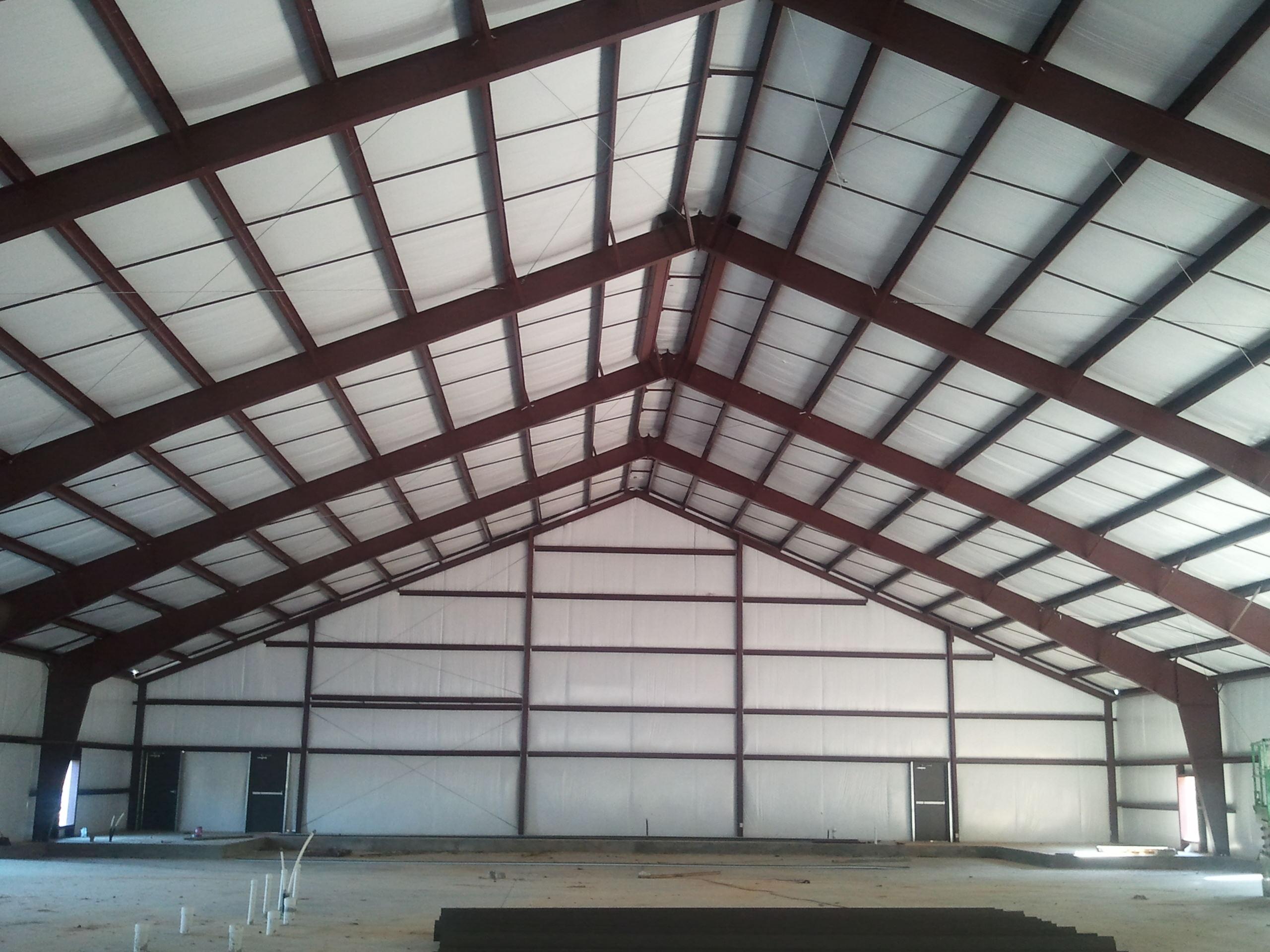 Prefabricated Metal And Steel Buildings Gallery Champion