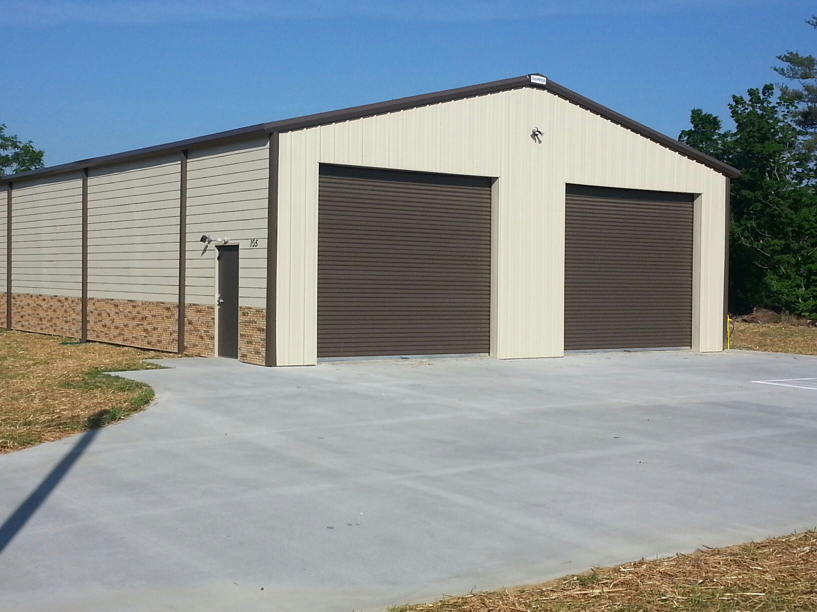 Commercial Metal Buildings Steel Buildings Champion