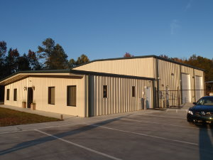 Metal Building Company In Charlotte Champion Buildings