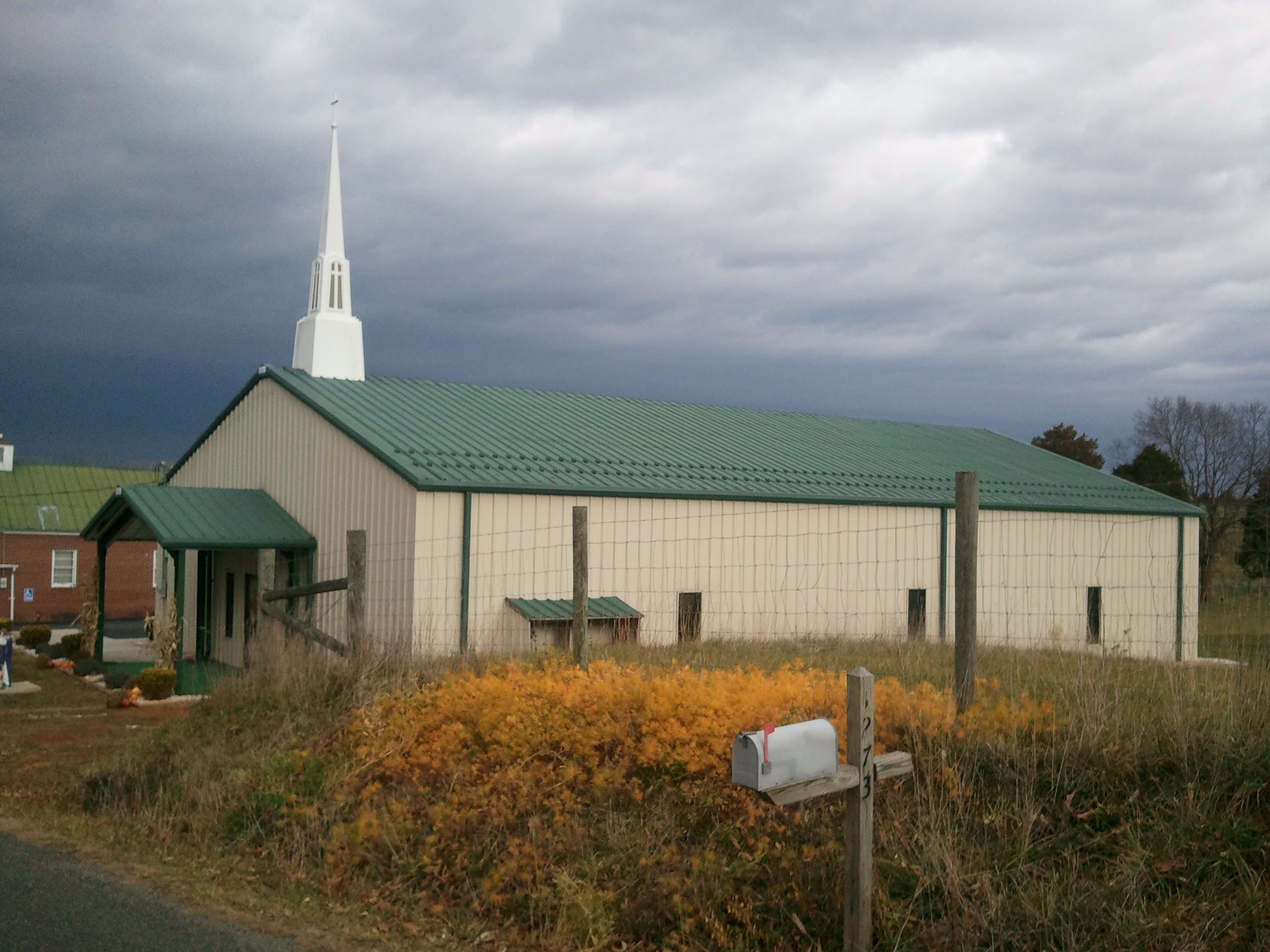 Is A Metal Or Steel Building Right For Your Church