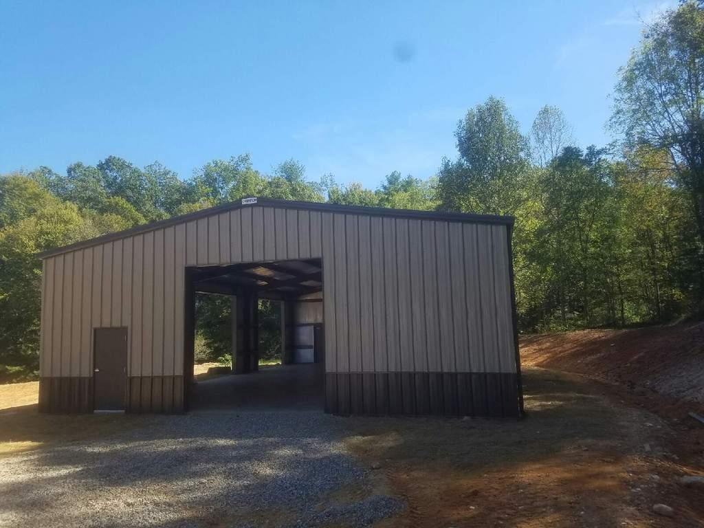 Commercial Steel Garages Inter : Commercial metal buildings steel champion