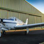 metal building aircraft hangar