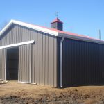pre-engineered metal building charleston