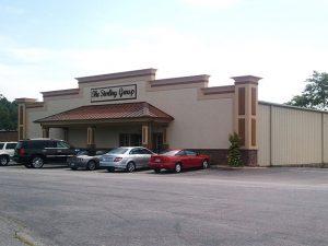 Metal building retail store Florida