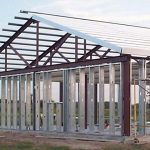 Pre-engineered metal building