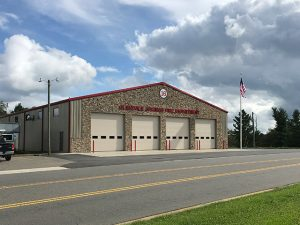 NC Metal Building Fire Department