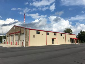 NC Metal Structure Fire Department