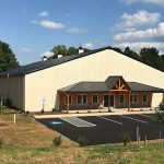 Commercial Metal Buildings NC