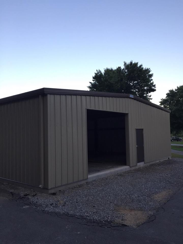 Prefab Mini Storage In Nc 187 Champion Buildings