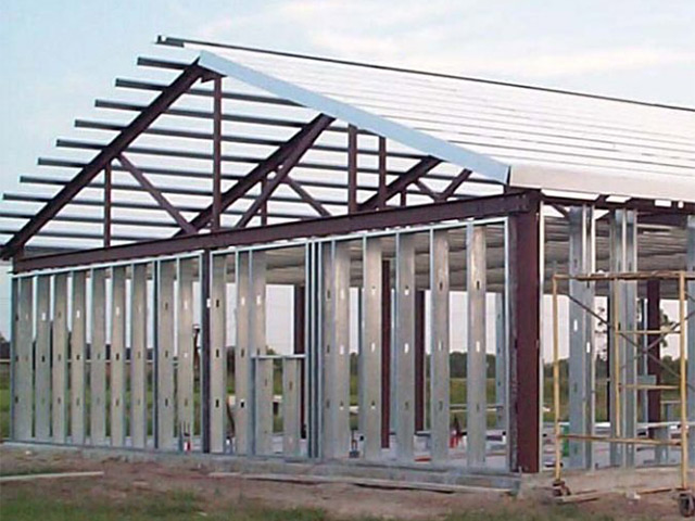 steel buildings nc