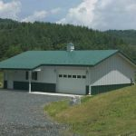 fabricated metal building