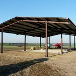 Metal and Steel Farm Buildings