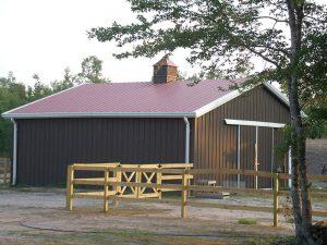 metal barns in nc