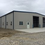 Commercial Steel Metal Buildings