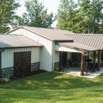 Residential Prefabricated Metal Buildings