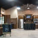 Residential Prefabricated Metal Building Indoor
