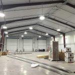 Commercial Steel Building Hanger